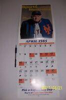 1985 Sports Illustrated NEW YORK METS Calendar 1962 STENGAL 1968 SWOBODA Seaver
