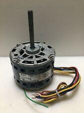 GE Blower Motor 5KCP39FGR532AS 1/4HP 1075RPM 208-230V 3SPD 1PH HC41AE210A #MC462