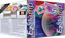 EzStamp Stamp Inventory Software USA+736 Countries, 827,500 Listings: DOWNLOAD