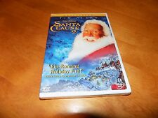 SANTA CLAUSE 2 Christmas Holiday Tim Allen Walt Disney Full Screen DVD NEW
