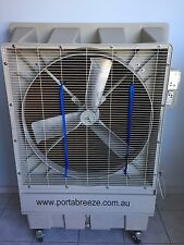 PORTABLE AIR CONDITIONER - INDUSTRIAL COOLER - WAREHOUSE COOLING - WORKSHOPS