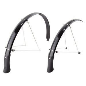 Fenders - Planet Bike Cascadia ALX 27.5x50mm ATB Black Aluminum New