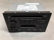 Saab 9-5 95 Radio AM FM Tuner CD Disc Player Cassette Factory OEM 5038138