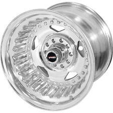 "Street Pro 005 Convo Wheel Polished 15x7"" 5x4.5/5x4.75 Multi-Fit 3.5"" Backspace"