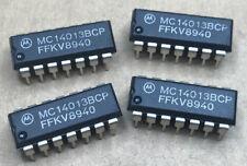 40 X MC14013BCP  MOTOROLA DIP IC