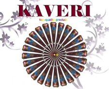 Migliore qualità fresche Kaveri Naturale Henné Mehndi Tatuaggio cono più oscuri colore marrone