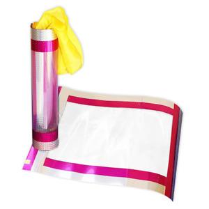 Masal Clear Silk Production Tube - Magic trick