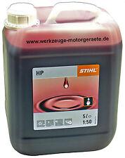5000ml Zweitaktmotoröl, Stihl HP, Mischöl, 0781 319 8433, 5Liter