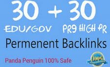 45 PR9 & 20 EDU GOV High PR SEO Backlinks from TOP Authority Domains , Indexing