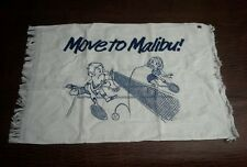 Move To Malibu Golf Towel 24 X 16 Inches