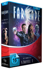 Farscape - Verschollen im All - Staffel 1 [BLU-RAY] - Deutsch - Fernsehjuwelen