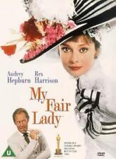 My Fair Lady  DVD Audrey Hepburn, Rex Harrison, Stanley Holloway Musical Film