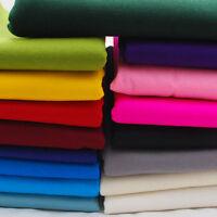 100% Wool Felt Fabric - 1mm Thick - Made in Western Europe - FQ - 40cm x 50cm
