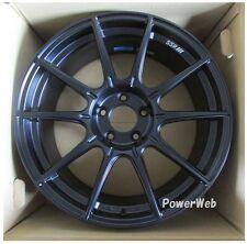 SSR GT X01 17x10 5-114.3 +15 FLAT BLACK  17inch *1rim price