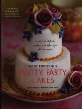 PRETTY PARTY CAKES PRIMA EDIZIONE PORSCHEN PEGGY QUADRILLE 2005