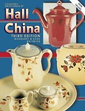 Collector's Encyclopedia of Hall China 3rd Ed ISBN1574322176