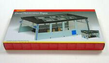 R8006 Hornby 00 Gauge Model Railway Diesel Main Depot Building Kit New & Boxed