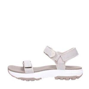 Skechers Sandalo 100% vegane Donna Taupe 16210