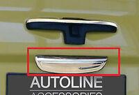 Lower Chrome Rear Door Handle Cover Tailgate Trim To Fit Vauxhall Vivaro (02-14)