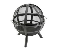 Ball of Fire Pit 11810 Schwarz 4000810118106 by LANDMANN
