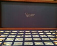 New ListingThe Great Airplanes Ingot Collection Franklin Mint