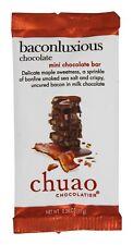 Chuao - Gourmet Milk Chocolate Mini Bar Baconluxious - 0.39 oz.