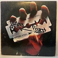 Judas Priest – British Steel Album  - Vinyl Record LP