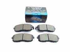 VGX MF653K Semi-Metallic Disc Brake Pad Set - Front