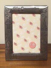 My First Communion Day Photo Frame/Gift Pewter Unisex