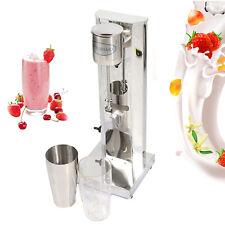 New Milkshake Maker Commercial Drink Mixer Stainless Steel Shake Machine Us Plug