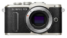 Olympus PEN E-PL8 Mirrorless Micro Four Thirds Digital Camera(Black) - Body Only