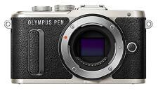 Olympus PEN E-PL8 Mirrorless Micro Four Thirds Digital Camera(Black) - Body Only