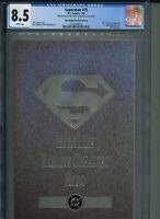 SUPERMAN #75 CGC 8.5 POLY-BAGGED PLATINUM EDITION 9433 FREE SHIPPING!