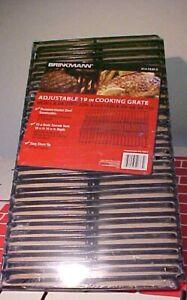 """Brinkmann Adjustable 19"""" Cooking Grilling Grate 812-7239-5 NEW"""