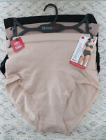 Skinny Girl Shaping Briefs Panties Size Large- 3 Pack  #7715  NEW w/ Tag $42.00