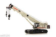 Link Belt TCC750 Crawler Crane - 1/50 - Tonkin - Brand New