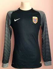 Norway 2017-2018 Goalkeeper football Nike Player Issue shirt