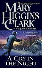 A Cry in the Night by Mary Higgins Clark (1993, Paperback)