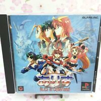 USED PS1 PS PlayStation 1 Alice in cyber land 80139 JAPAN IMPORT