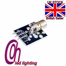 Laser sensor Module 650nm 6mm 5V 5mW Red Laser Dot Diode Copper Head for Arduino