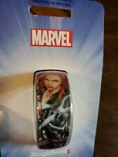 Disney Parks Magic Band 2 Marvel The Black Widow Brand New