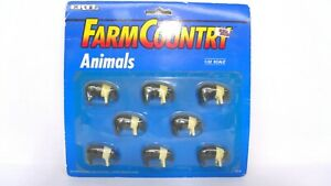 Ertl 1/32 Scale Farm Country Animals Animal Hog Pigs Train Layout Scenery 4214