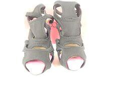 "Shoedazzle Zoie Women's Black Stretch Fabric Pink Platform 6"" Heel Size 6M"