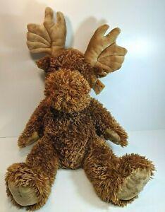Boyd's Bears Cuddle Fluff Moose Murphy 30 Inch Plush Moose w/ Tags