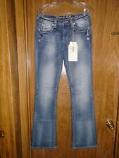 Women's Grace in LA. Boot Cut Denim Jeans Size 8 M New With Tags!