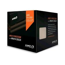AMD FX6350 BLACK EDITION PROCESSORE ESACORE 4.2GHz CACHE L2 6MBL3 8 MB SOCKET AM