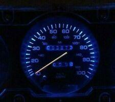 LED + Base Blue Dash Light Upgrade Dodge Ram Ramcharger Cummins Gauge Cluster 93