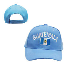 New National Guatemala Hat Cap World Cup Soccer Embroidered