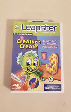 LeapFrog Learning Game CREATURE CREATE for Leapster