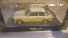 1/43 Neo OPEL ASCONA B i2000 Blanc/Jaune 43710